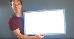DIY Perks-Reusing Broken LCD Panels